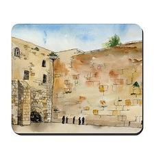 Western Wall Mousepad