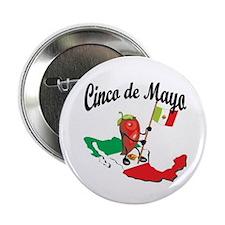 "Cinco de Mayo 2 2.25"" Button (10 pack)"