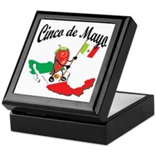 Cinco de Mayo 2 Keepsake Box