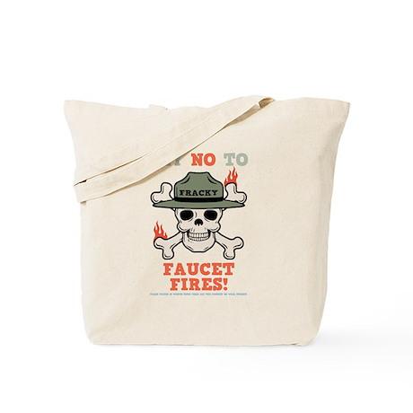 faucet-fires-DKT Tote Bag