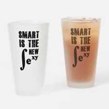 Smart is the new sexy Drinking Glass