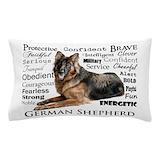 German shepherds Pillow Cases