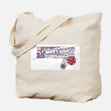 Who's right Tote Bag