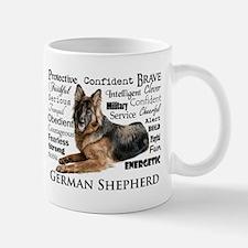 Shepherd Traits Mugs
