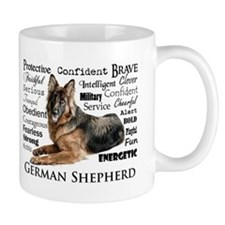 Shepherd Traits Mugs