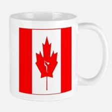 Team Figure Skating Canada Small Small Mug