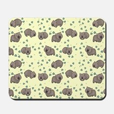 Wombat Mousepad