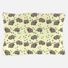 Wombat Pillow Case