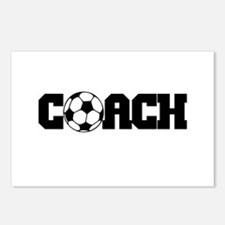 Soccer Coach Postcards (Package of 8)