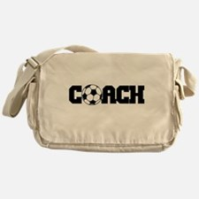 Soccer Coach Messenger Bag