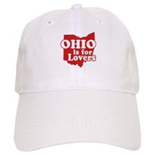 Ohio is for Lovers Baseball Cap