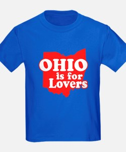 Ohio is for Lovers T