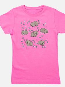 Wombat Girl's Tee
