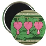 "Bleeding Heart 2.25"" Magnet (100 pack)"