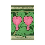 Bleeding Heart Rectangle Magnet