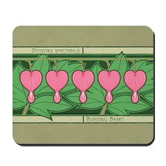 Bleeding Heart Mousepad