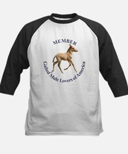 Gaited Mule Lovers of America Kids Baseball Jersey