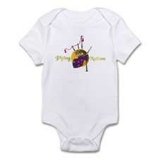 Piping Nations. Infant Bodysuit