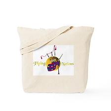 Piping Nations. Tote Bag
