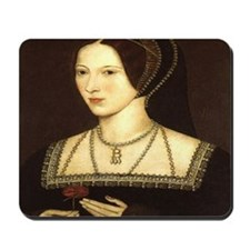 Anne Boleyn Mousepad