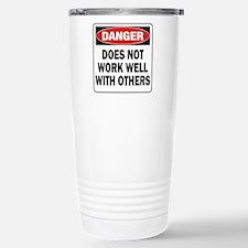 Work Well Travel Mug