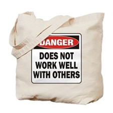 Work Well Tote Bag