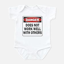 Work Well Infant Bodysuit