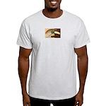 Stout Knives Ash Grey T-shirt