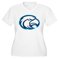 seahawk Plus Size T-Shirt