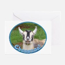 Laughing Goat Greeting Cards (Pk of 10)