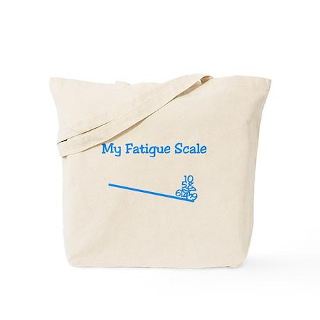 Fatigue Scale Tote Bag