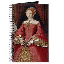 Young Princess Elizabeth Journal