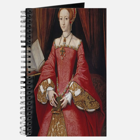 Young Princess Elizabeth Journal