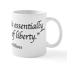 Mises Quote Mugs