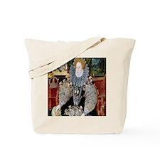 Defeat of the Armada Tote Bag