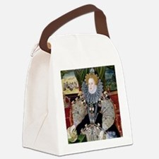 Defeat of the Armada Canvas Lunch Bag