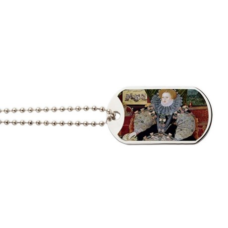Defeat of the Armada Dog Tags