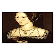 Anne Boleyn Decal
