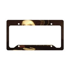 Anne Boleyn License Plate Holder