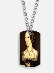 Anne Boleyn Dog Tags