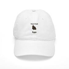 Farm Fresh Eggs Baseball Baseball Cap