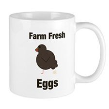 Farm Fresh Eggs Mugs