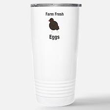 Farm Fresh Eggs Travel Mug