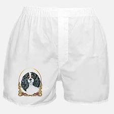 Cavalier Gold Boxer Shorts