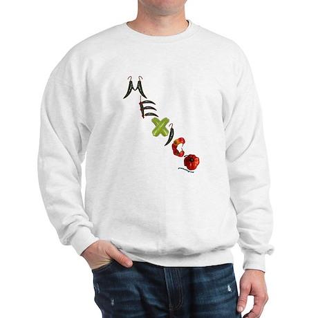 Mexico Chilis Sweatshirt