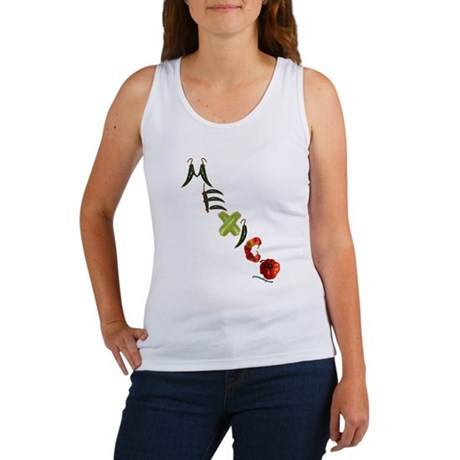 Mexico Chilis Women's Tank Top