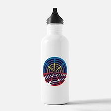 Barry Subud Sumohadiwidjojo Water Bottle