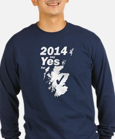 2014 Yes Map T