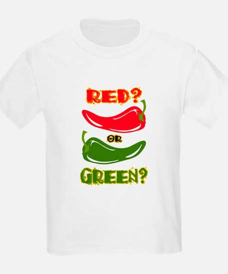 RED? OR GREEN? T-Shirt