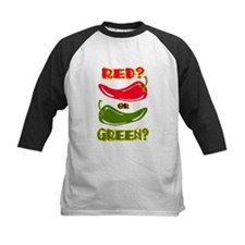 RED? OR GREEN? Tee